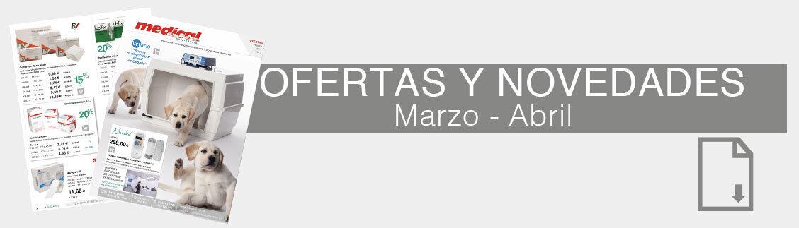 Ofertas Marzo-Abril